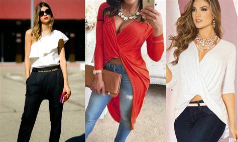 ausfit de moda 2016 blusas de moda 2016 2017 tendencias de moda 2016 2017