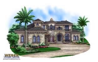 mediterranean home plan castello di amoroso home plan custom home design gallery