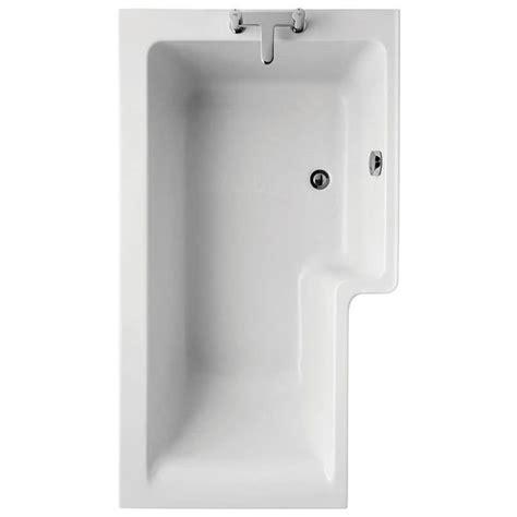 ideal standard concept shower bath concept idealform plus square 1500mm right handed shower bath