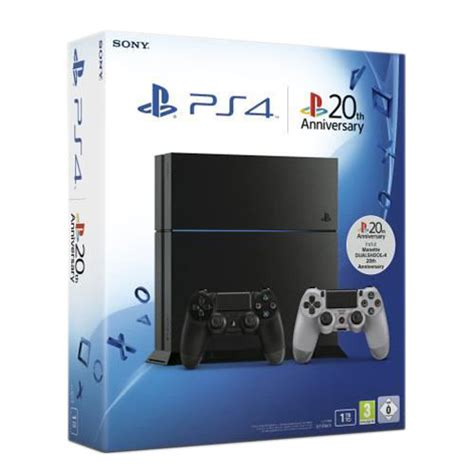 Ps4 20th Anniversary sony playstation 4 20th anniversary limited edition console ps4 sony computer entertainment