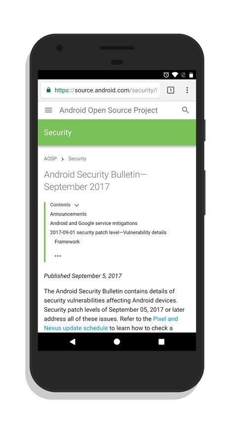 android security patch releases the september android security update clintonfitch