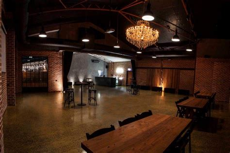 warehouse venues hidden city secrets