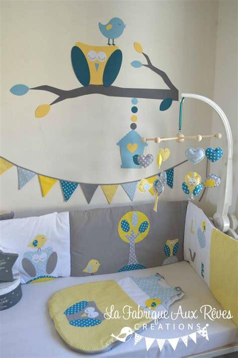 decor chambre bebe d 233 coration chambre b 233 b 233 chouette hibou arbre oiseau