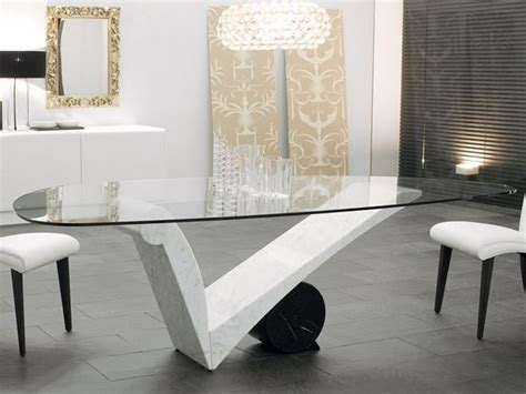 tavoli di design in cristallo tavolo cristallo tavoli