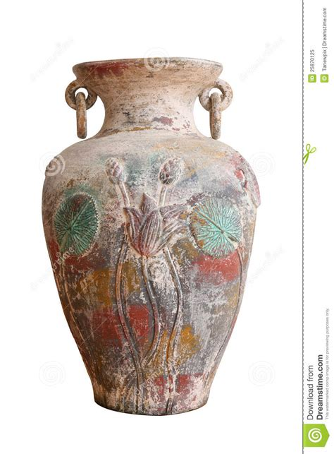 Ancient Vase by Traditional Ancient Vase Royalty Free Stock Photo Image