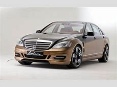 2012 Mercedes S-Class S70 By Lorinser | Top Speed Lorinser Lm1
