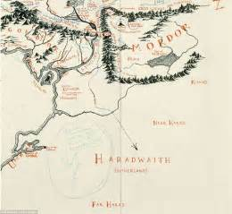 map of mordor mordor map www imgkid the image kid has it