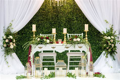 Hamilton Halton Spring Wedding Show 2018   Wedding Decor