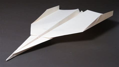 What Will Make A Paper Airplane Fly Farther - how to make a paper airplane that flies far strike eagle