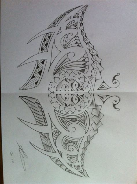 tangaroa tattoo designs polynesian manta by a18cey on deviantart