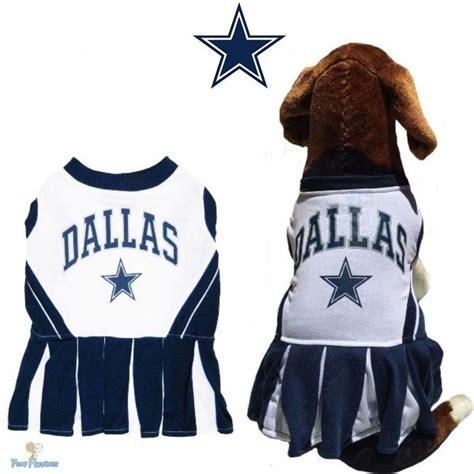 dallas puppies nfl pet fan gear dallas cowboys dress for dogs puppy ebay