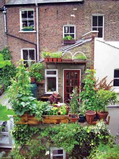 small space gardening organic gardening mother earth news