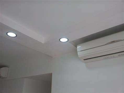 l in a box air con pelmet false ceilings l box partitions