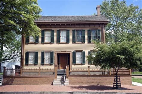 lincoln home national historic site travelthepast com vacation spots close to st louis missouri usa today