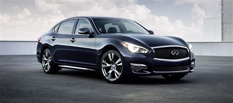 infiniti cars news new look q70 debuts in new york