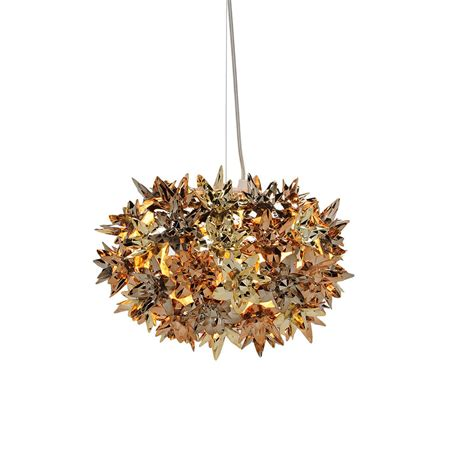 Kartell Bloom Ceiling Light Buy Kartell Bloom Ceiling L Gold Bronze Copper Small Amara