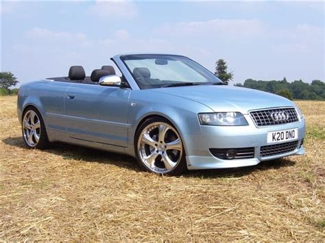 2003 audi convertible for sale 2003 audi a4 pictures cargurus