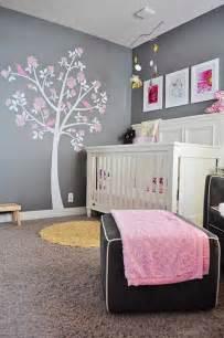 Decoration Chambre Bebe Fille Rose Et Gris | UKBIX