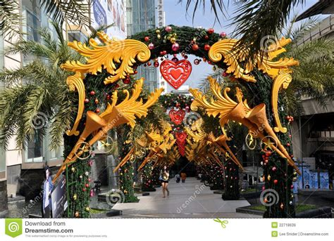 bangkok thailand siam pargon decorations editorial