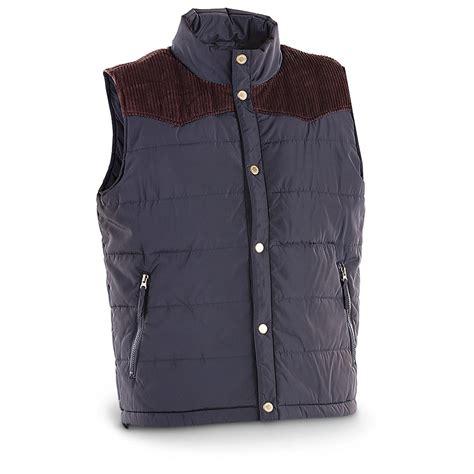 Lust List Shearling Puffer Vest by Weatherproof 174 Vintage Puffer Vest 296556 Vests At