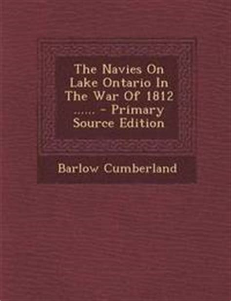 on the watauga and the cumberland classic reprint books the navies on lake ontario in the war of 1812