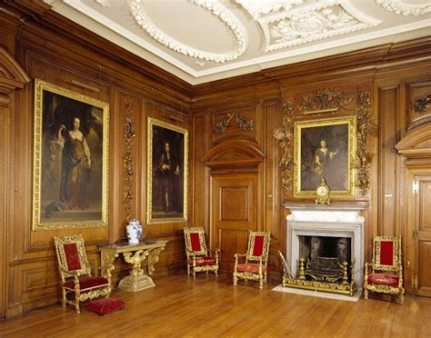 Stately Home Interiors belton house on aboutbritain com