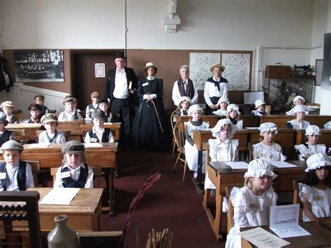 layout of a victorian classroom victorian visits ecclesall infant school