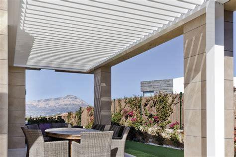casas bioclimaticas precio pergolas en terraza particular pergolas bioclim 225 ticas
