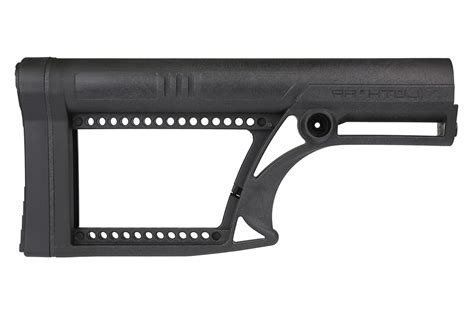 Luth Ar Mba 1 Black W 223 Buffer Assembly by Luth Ar Mba 2 Rifle Stock Earthquake Targets