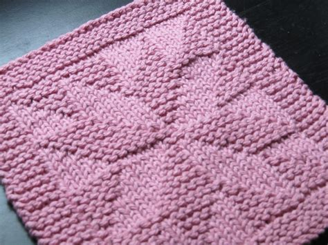 Dishcloth Knitting Patterns With Pictures Free Dishcloth
