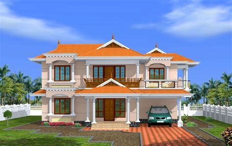 Home Design Companies - green homes 4 bedroom kerala house design 2650 sq