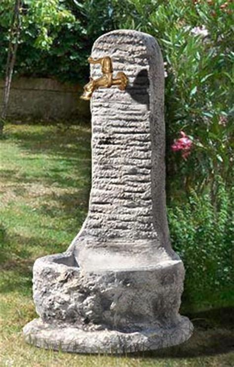 fontane ornamentali da giardino fontane e fontanelle da giardino in cemento vedovelle e