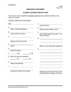 sports injury report form template injury report form athletics fill printable