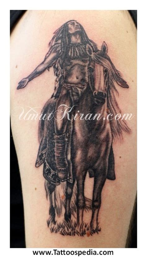 native american cross tattoos american religious tattoos 5