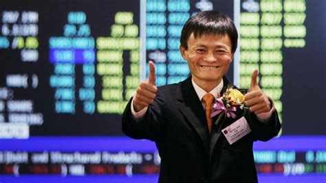 alibaba jack ma sparkling ipo market ready for alibaba s debut but