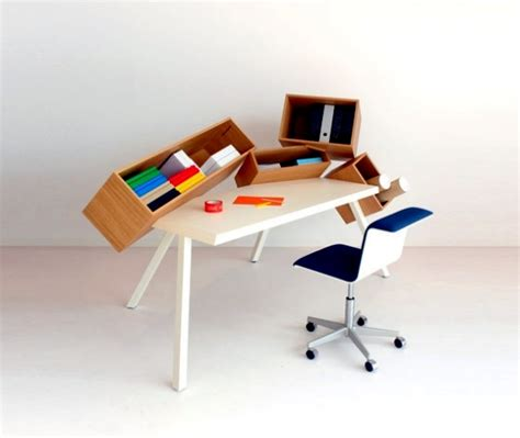 How To Do Minimalist Interior Design by 9 Innovative Ideas For Desk Design For The Modern Home