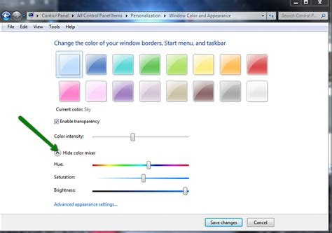 how to change taskbar color how does one change the taskbar color solved windows 7