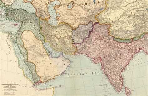 mideast map 1914 map of the middle east 1900