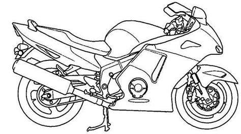 printable motorcycle coloring pages coloring me