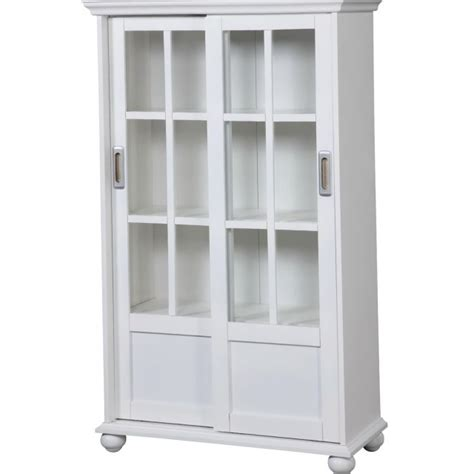 Antique White Bookcase With Doors White Bookcase With Doors Uk Home Design Ideas