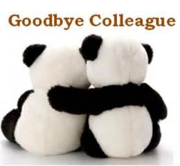 Humorous goodbye co worker quotes quotesgram