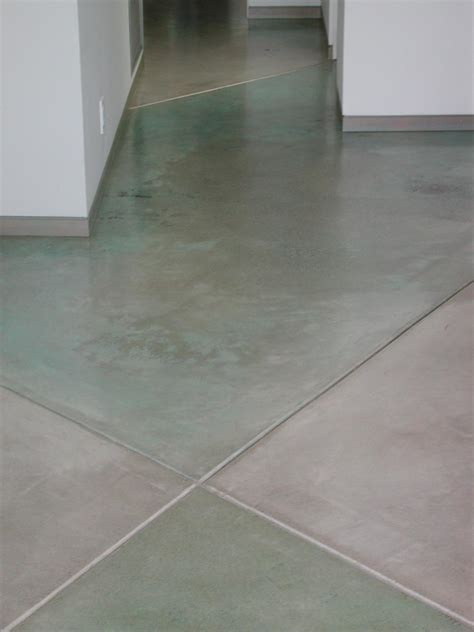 concrete floors hgtv