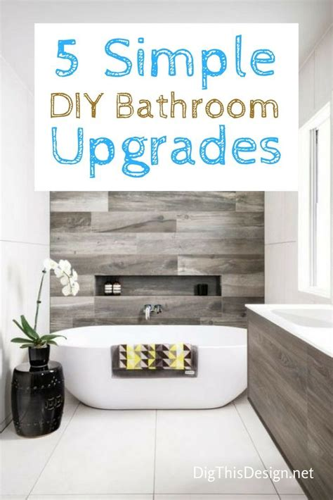 simple bathroom upgrades easy bathroom upgrades 28 images find local tool