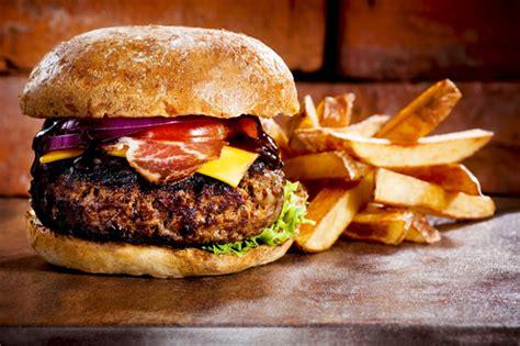 top bar burger eating messy food the perfect way to eat a burger the