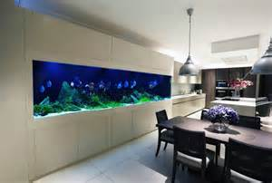 modern aquarium amazing built in aquariums in interior design