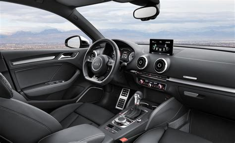 Audi A3 Interior by Car And Driver