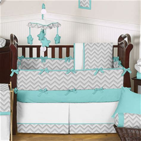 Blue And Grey Crib Bedding Gray And Blue Baby Bedding Bedroom Ideas Pictures