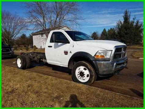 used dodge trucks 4x4 dodge 5500 hd 4x4 2011 medium trucks