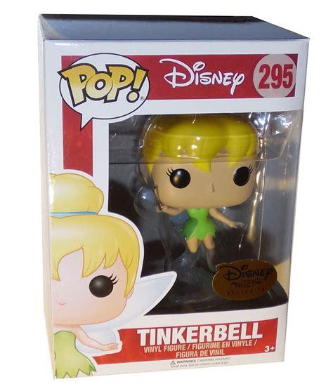 Funko Pop Tinker Bell Disney funko pop disney treasures exclusive tinker bell flying glitter glow new mint condition