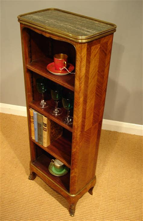 small antique bookcase bookcases  display cabinets